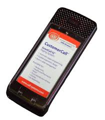 CustomerCall - IQ pager