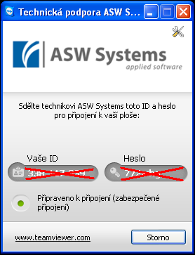Teamviewer ASW Systems